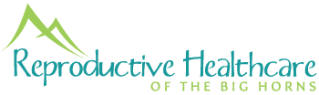 Reproductive Healthcare of the Big Horns Logo